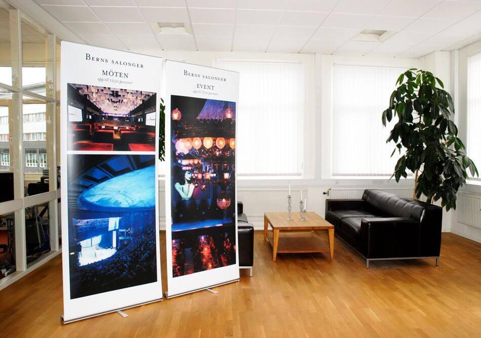Выгодная аренда ролл апа в Москве и МО от производителя